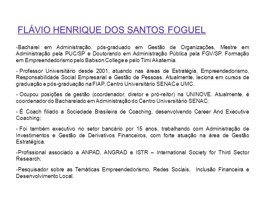 FLÁVIO HENRIQUE DOS SANTOS FOGUEL