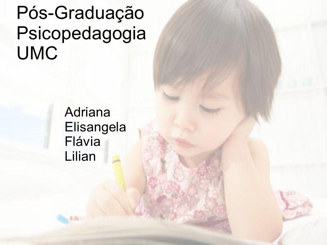 Pós-Graduação Psicopedagogia UMC