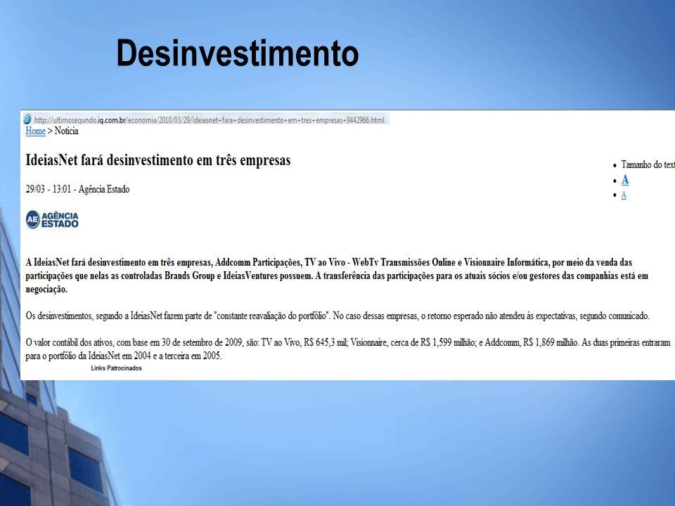 Desinvestimento