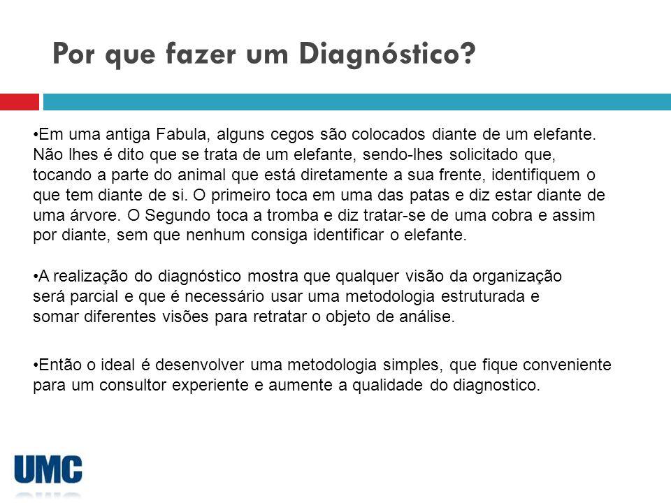 Por que fazer um Diagnóstico