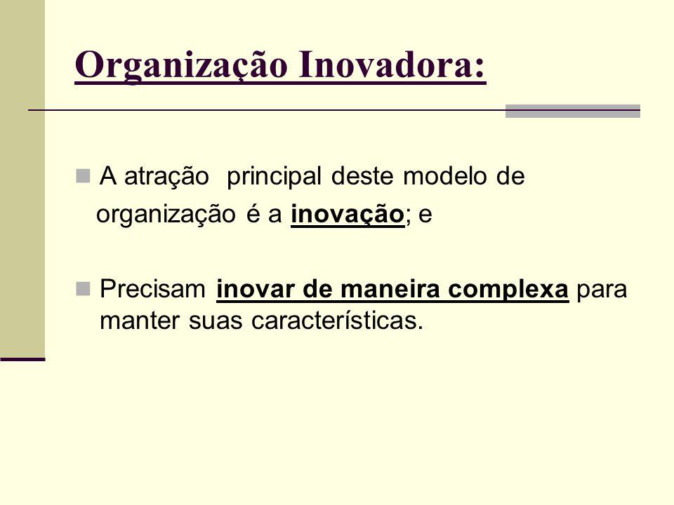 Organização Inovadora:
