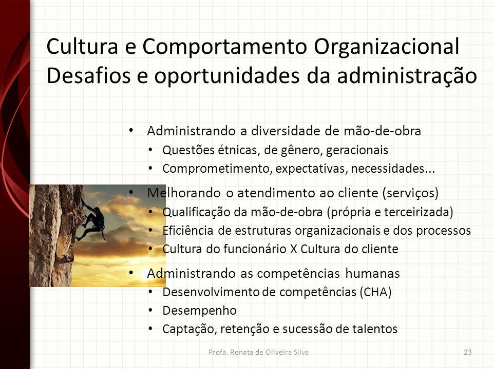 Profa. Renata de Oliveira Silva