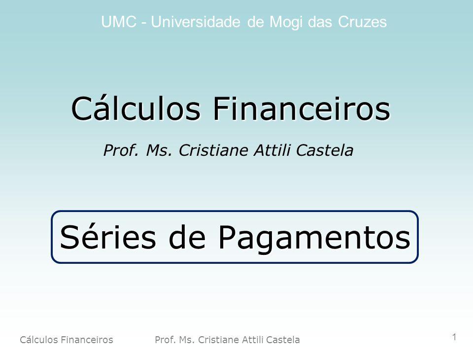Prof. Ms. Cristiane Attili Castela