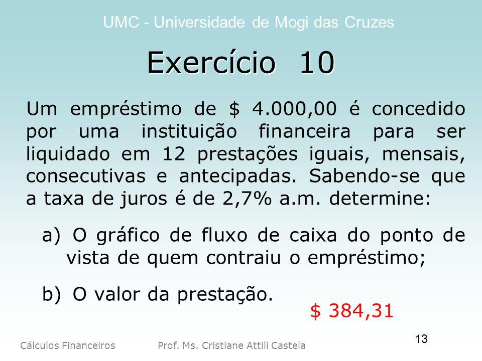 Exercício 10
