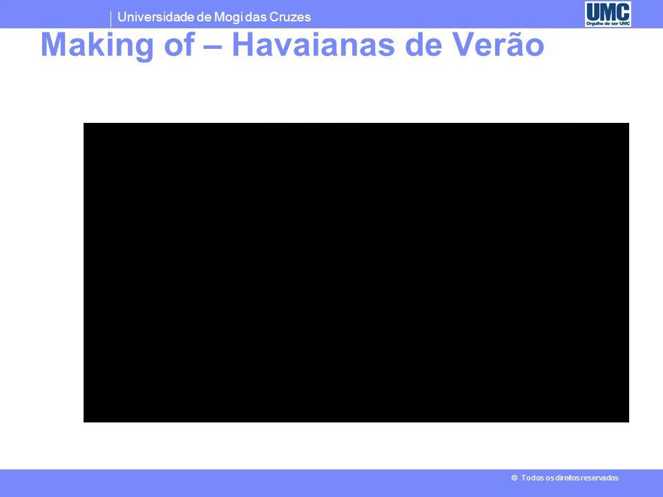 Making of – Havaianas de Verão