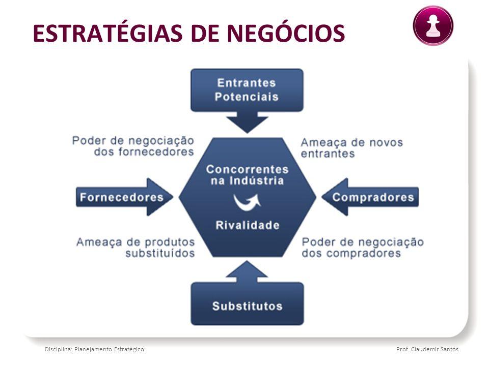 ESTRATÉGIAS DE NEGÓCIOS