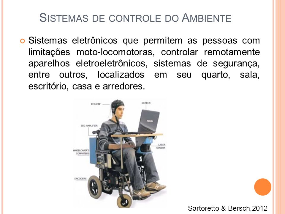 Sistemas de controle do Ambiente