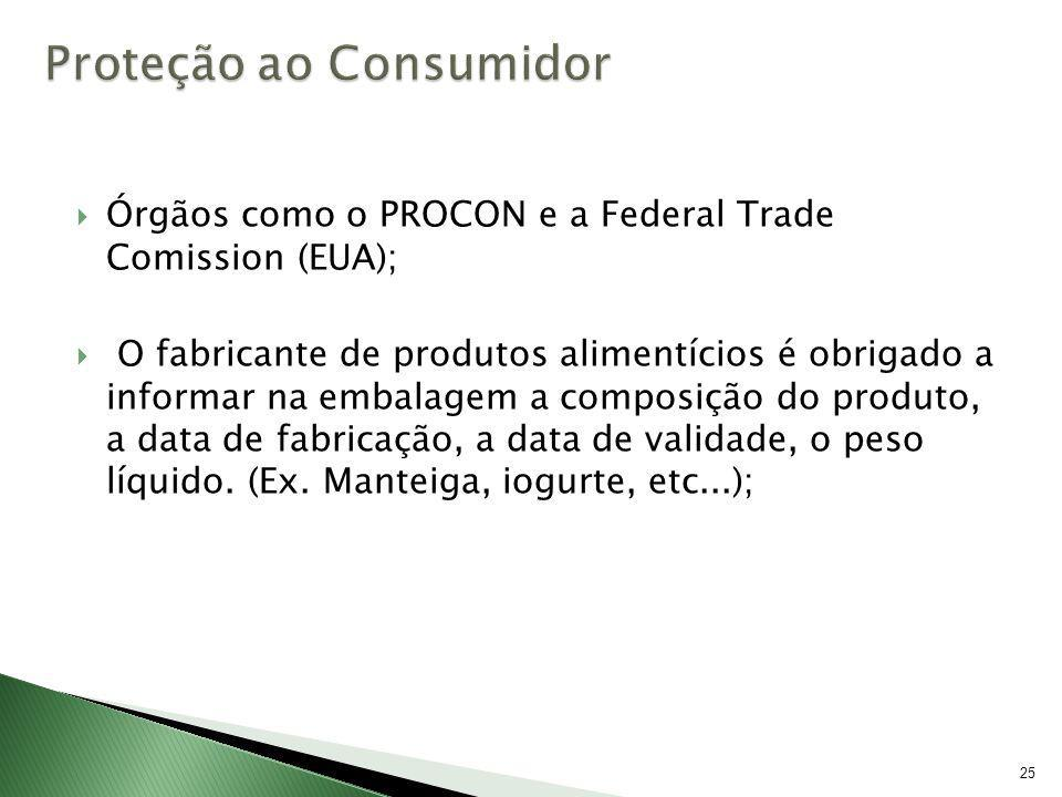 Proteção ao Consumidor