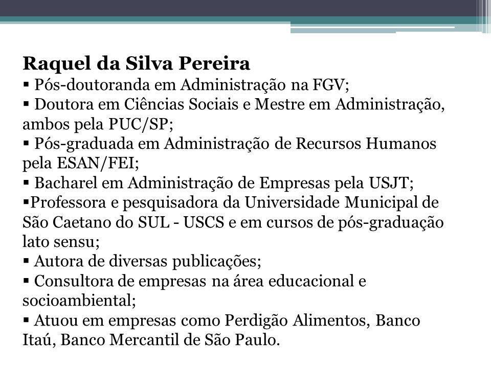 Raquel da Silva Pereira