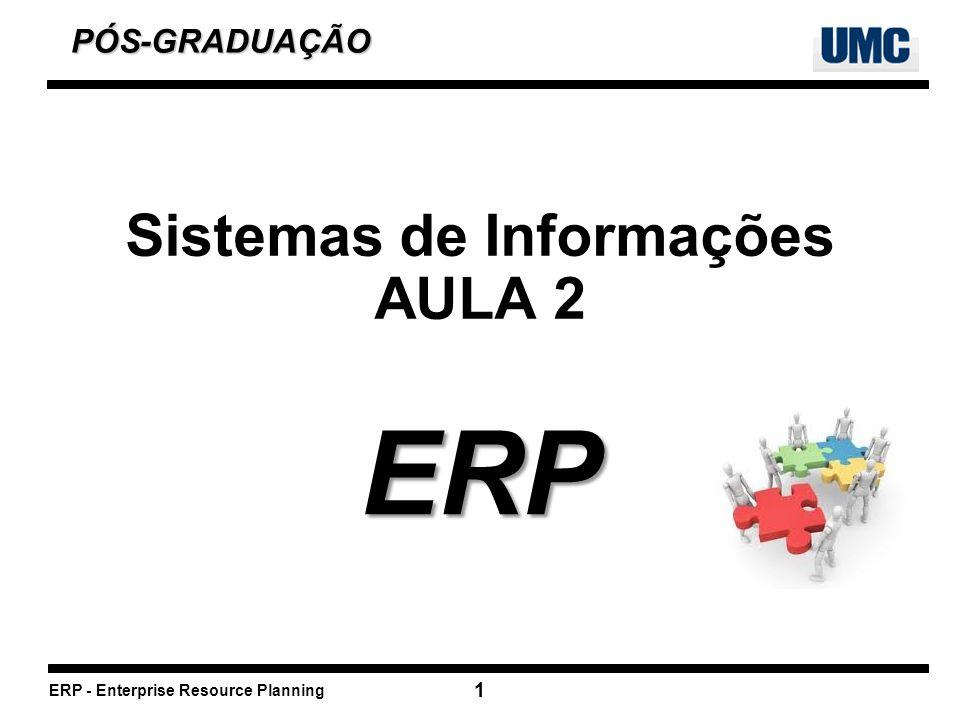 Sistemas de Informações AULA 2