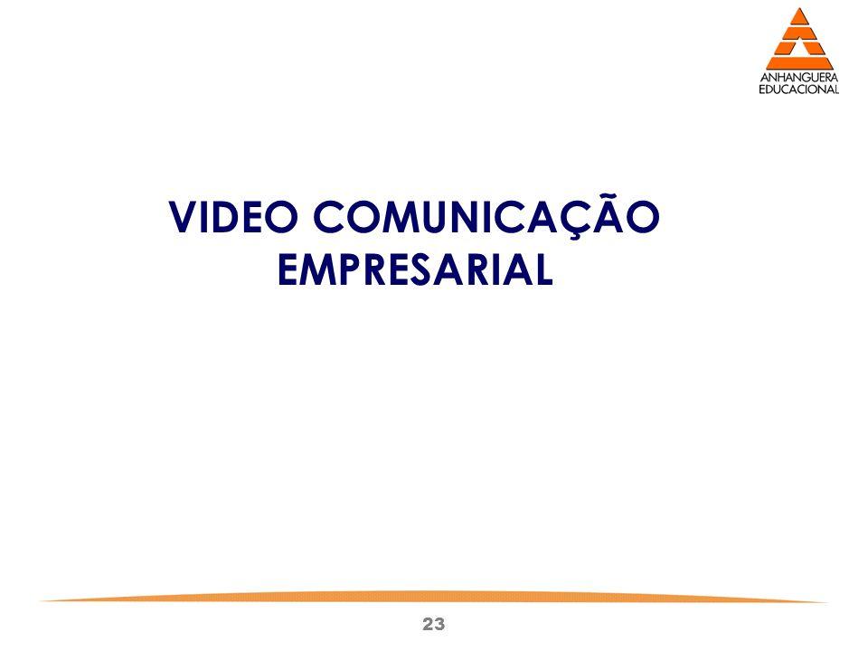 VIDEO COMUNICAÇÃO EMPRESARIAL