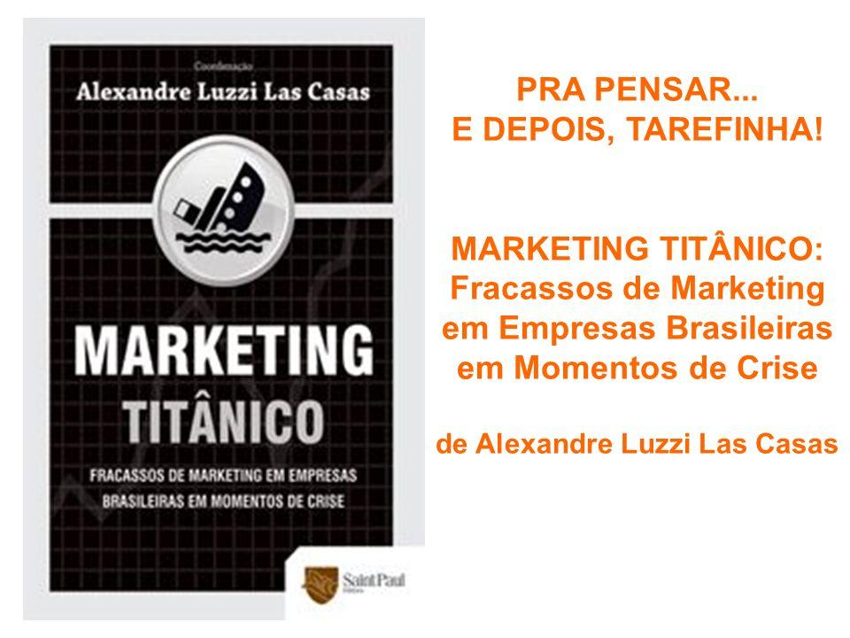 Fracassos de Marketing em Empresas Brasileiras em Momentos de Crise