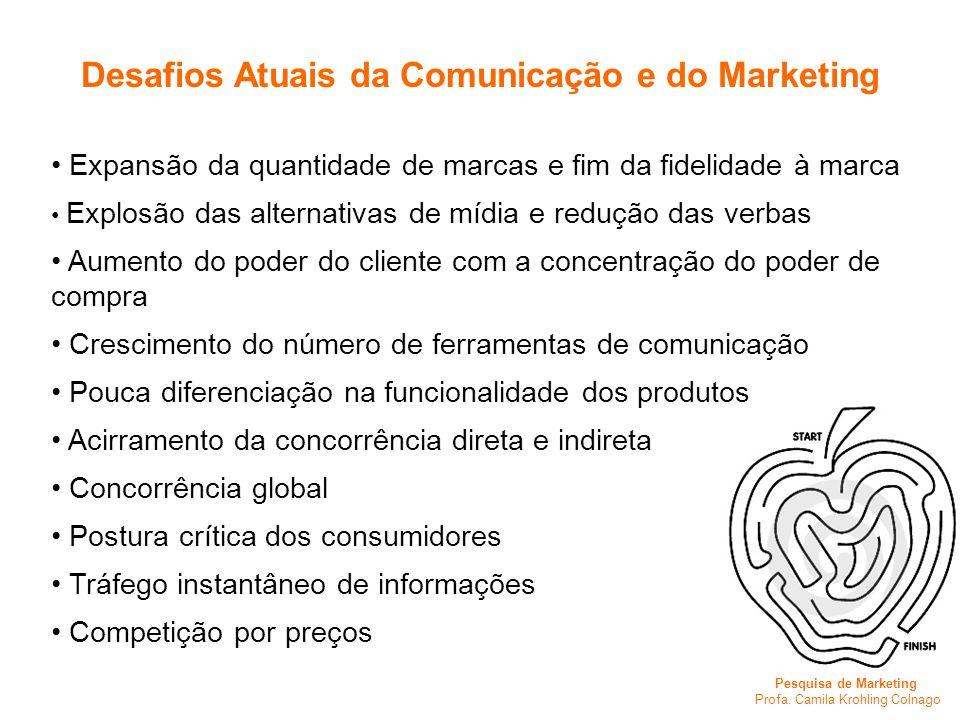 Desafios Atuais da Comunicação e do Marketing