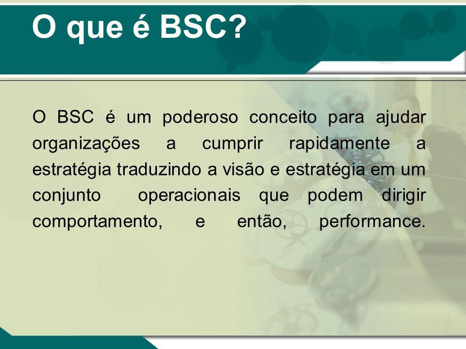 O que é BSC