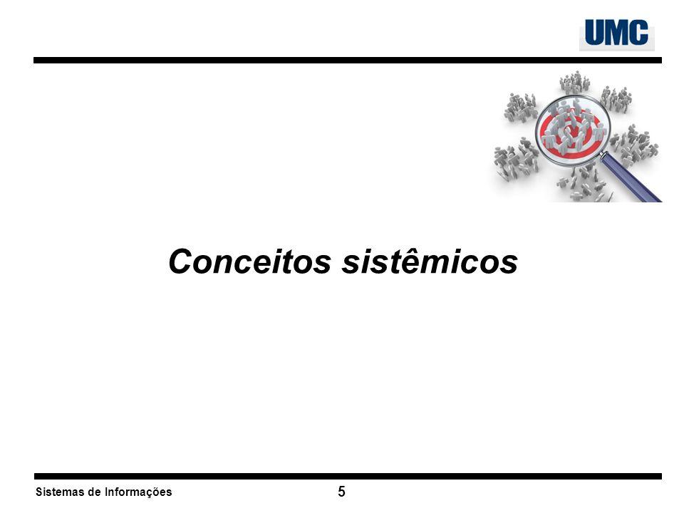 Conceitos sistêmicos