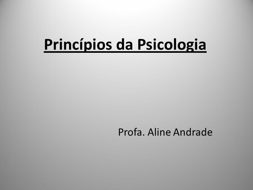 Princípios da Psicologia
