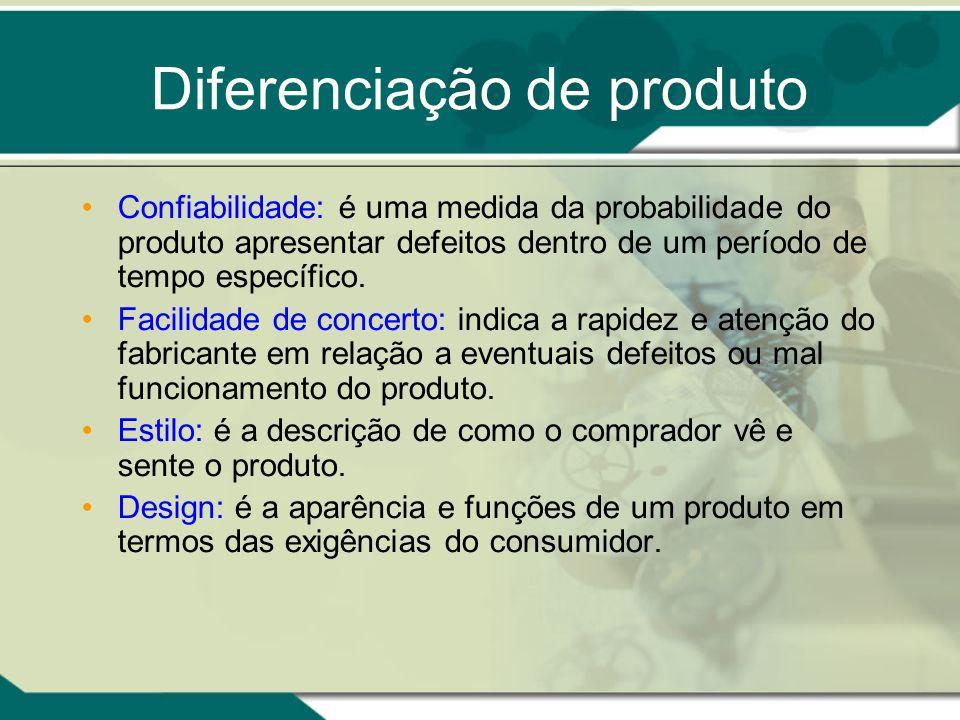 Diferenciação de produto