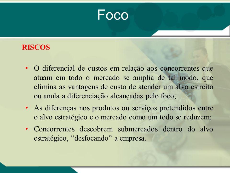 Foco RISCOS.