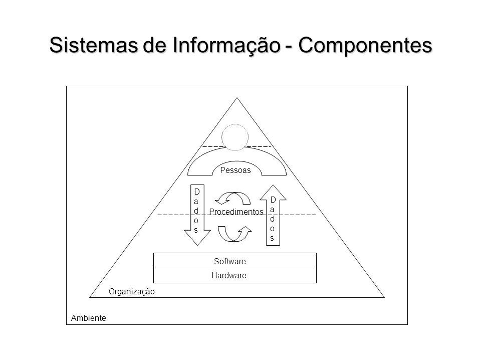 Sistemas de Informação - Componentes