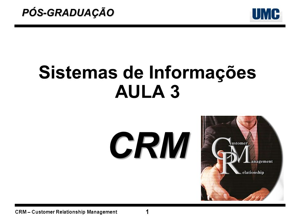 Sistemas de Informações AULA 3