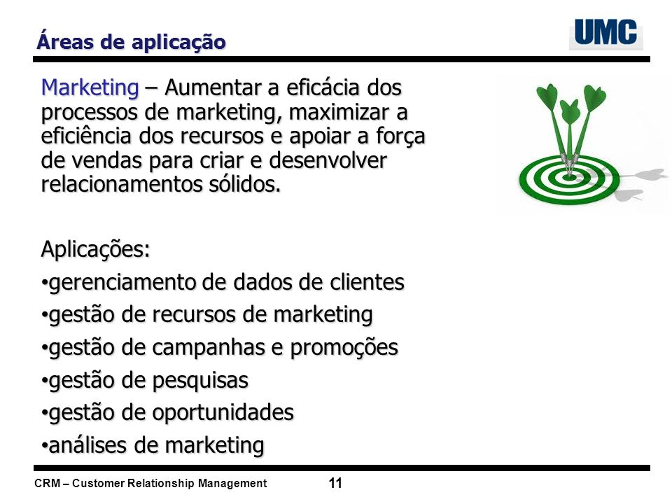 gerenciamento de dados de clientes gestão de recursos de marketing
