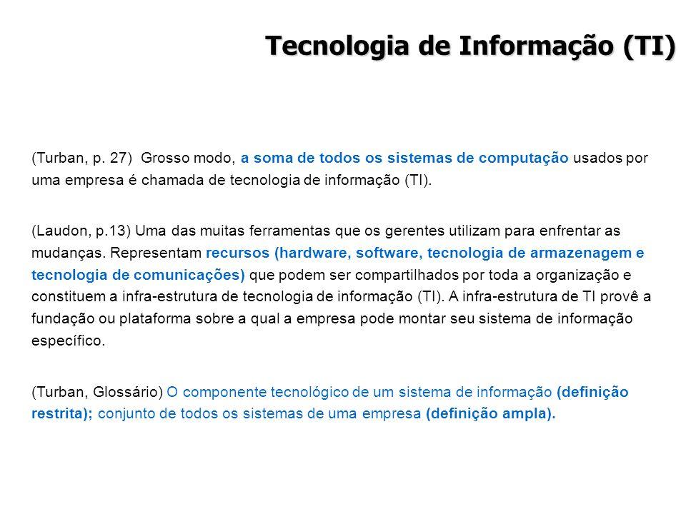 Tecnologia de Informação (TI)
