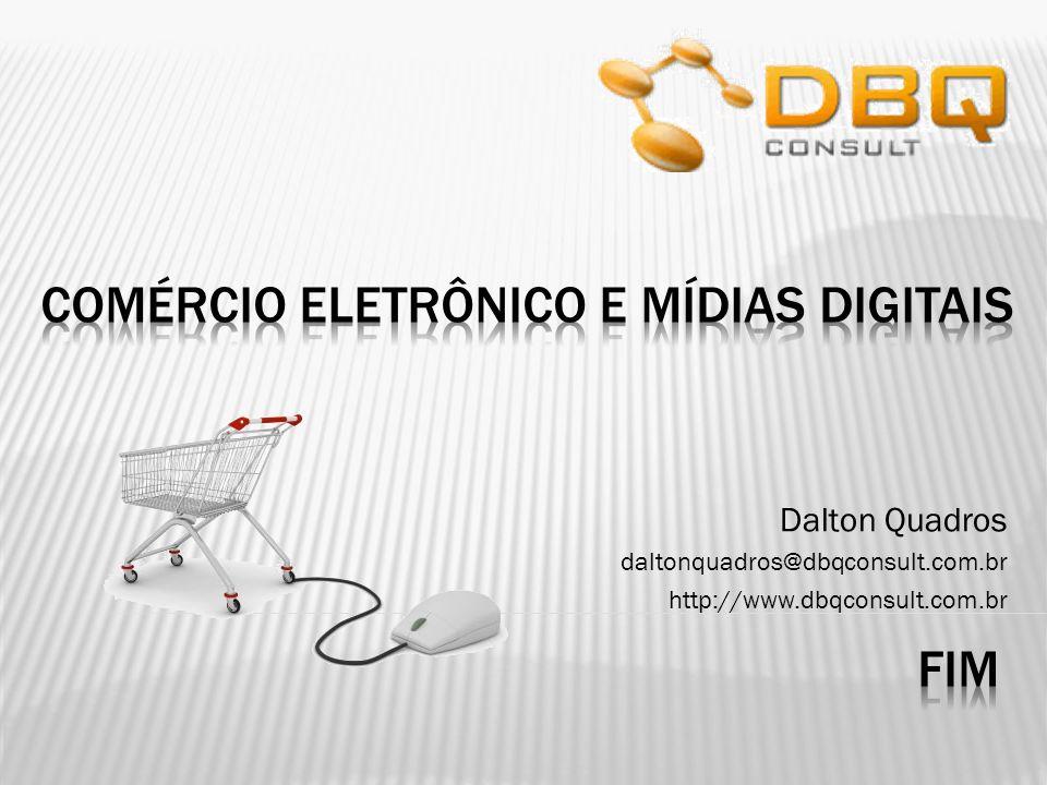 comércio eletrônico e mídias digitais