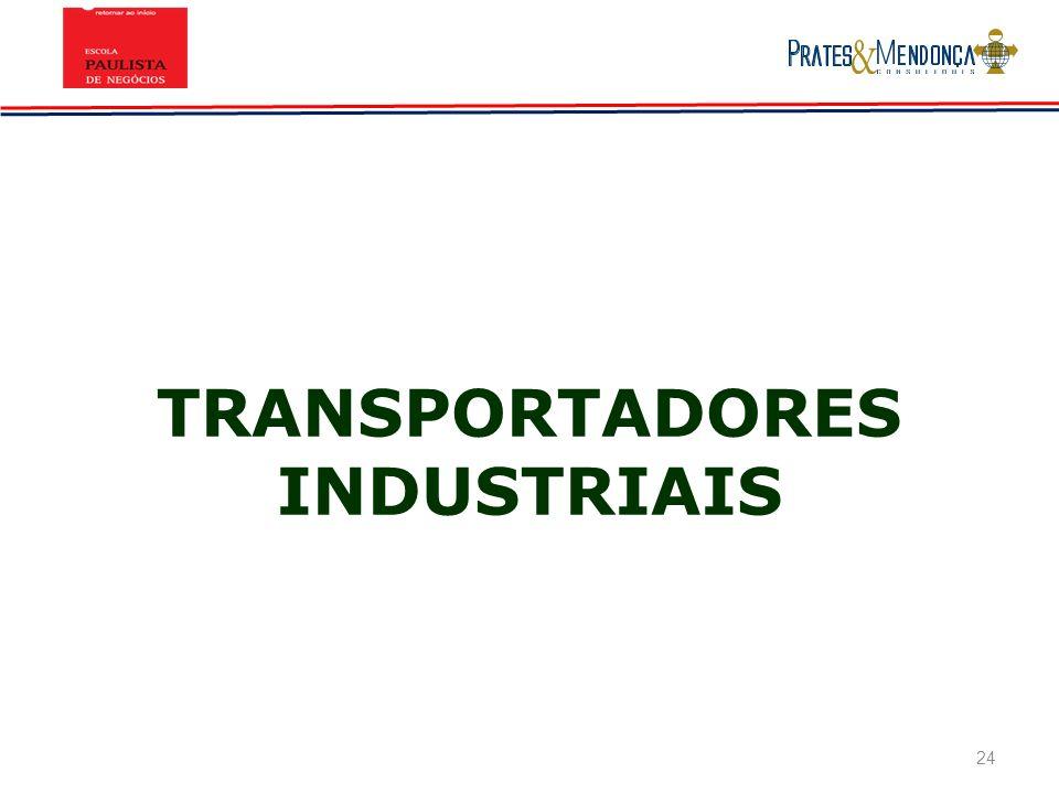 TRANSPORTADORES INDUSTRIAIS