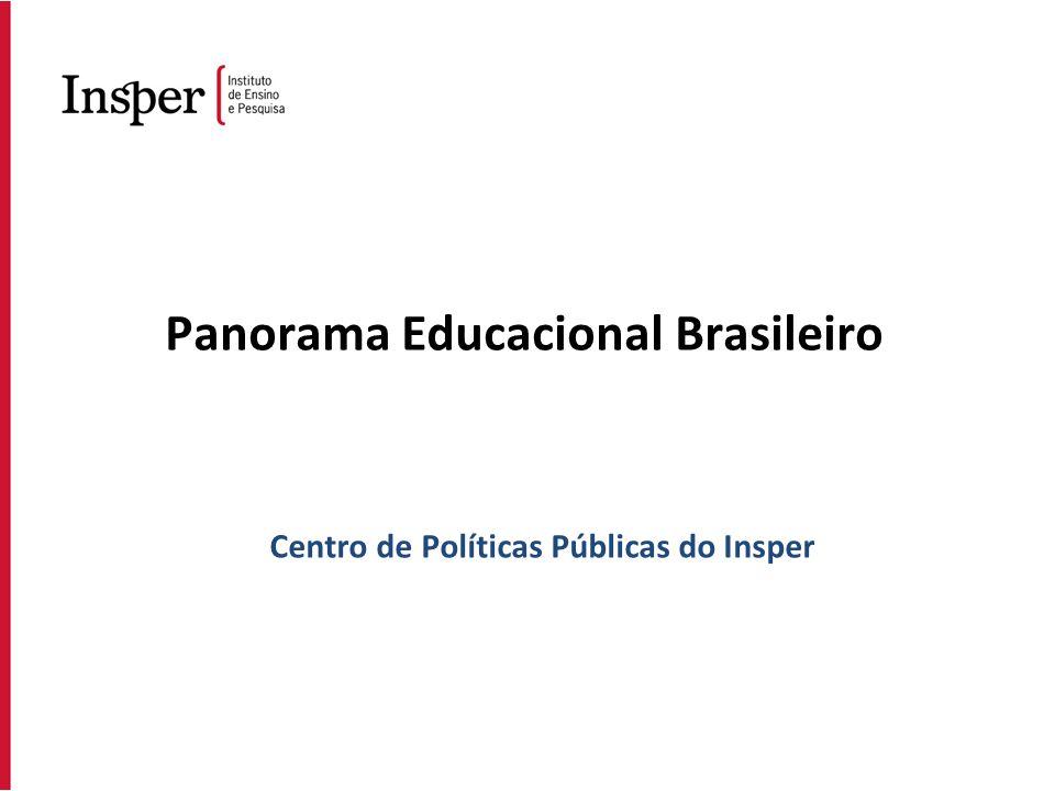 Panorama Educacional Brasileiro