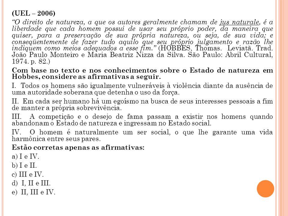 (UEL – 2006)
