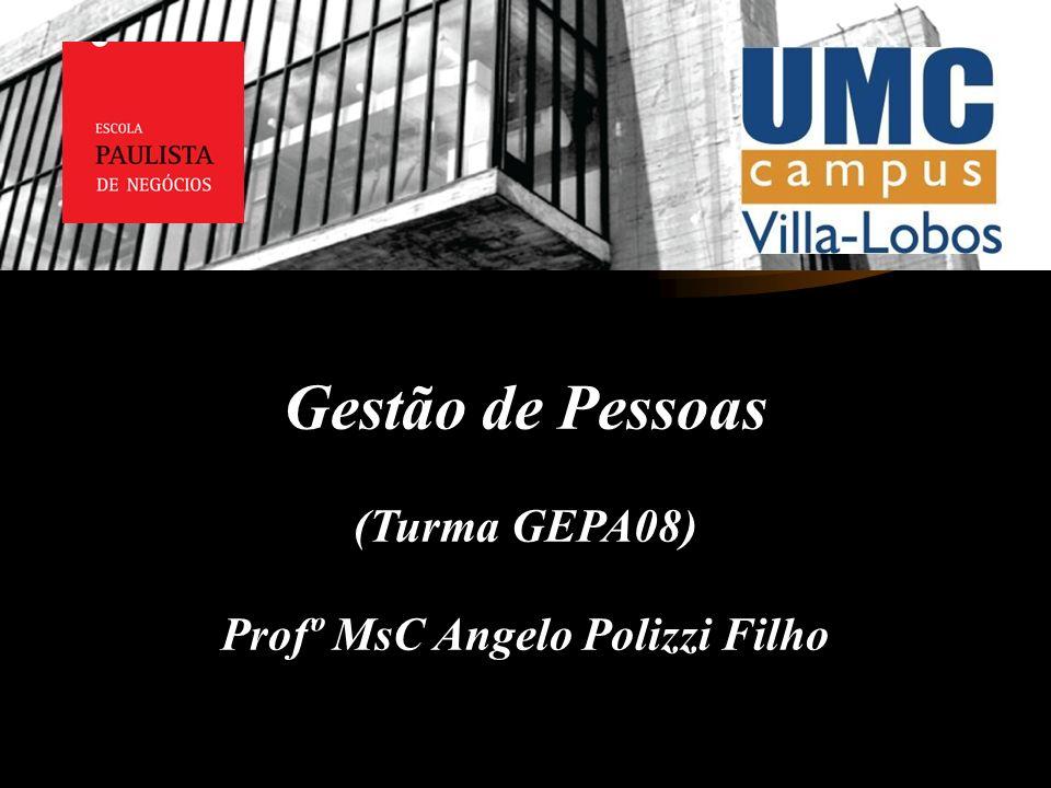 Profº MsC Angelo Polizzi Filho