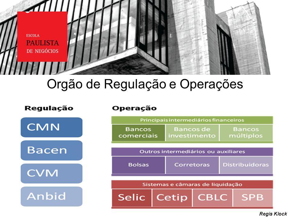 Orgão de Regulação e Operações