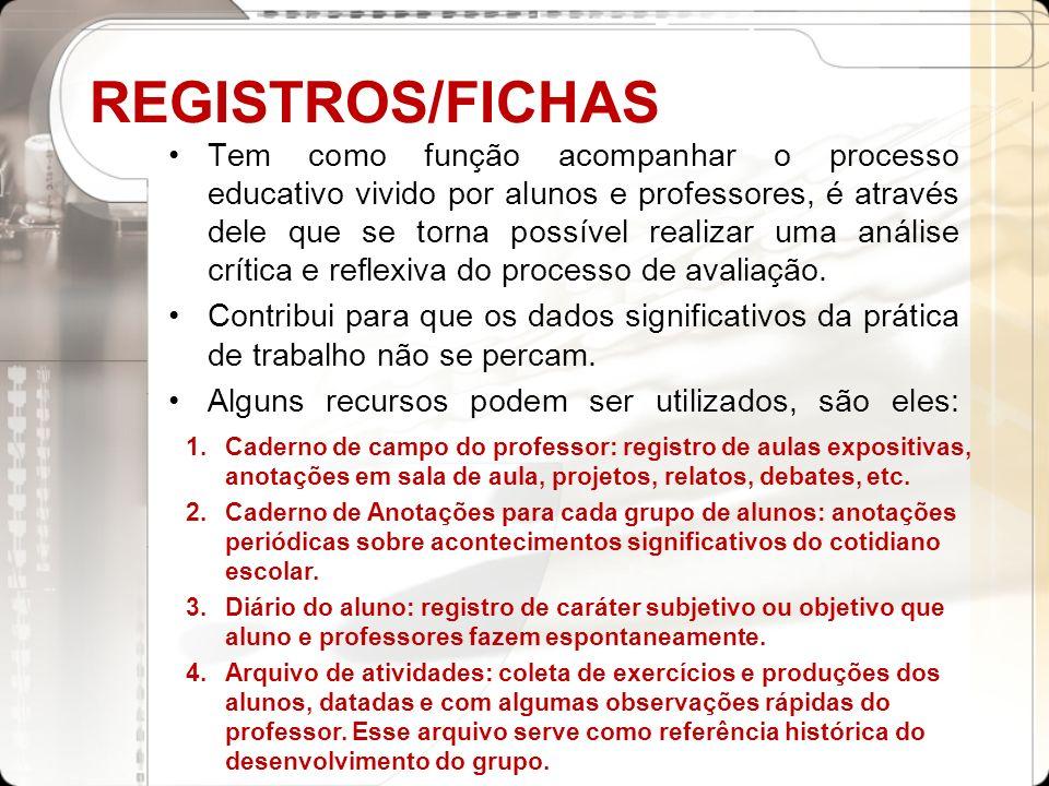 REGISTROS/FICHAS