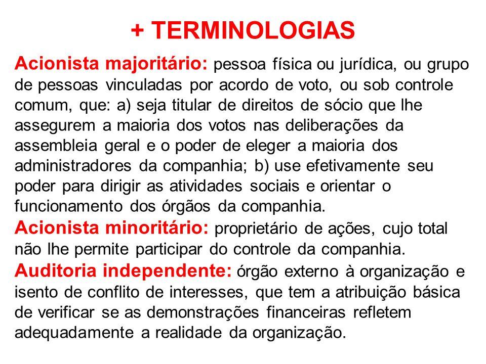 + TERMINOLOGIAS
