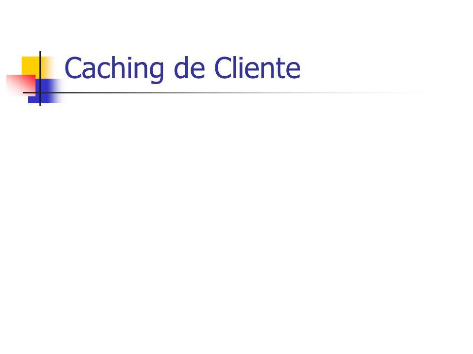 Caching de Cliente