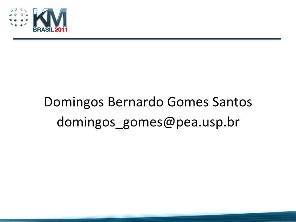 Domingos Bernardo Gomes Santos