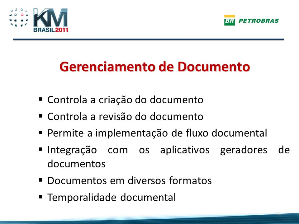 Gerenciamento de Documento