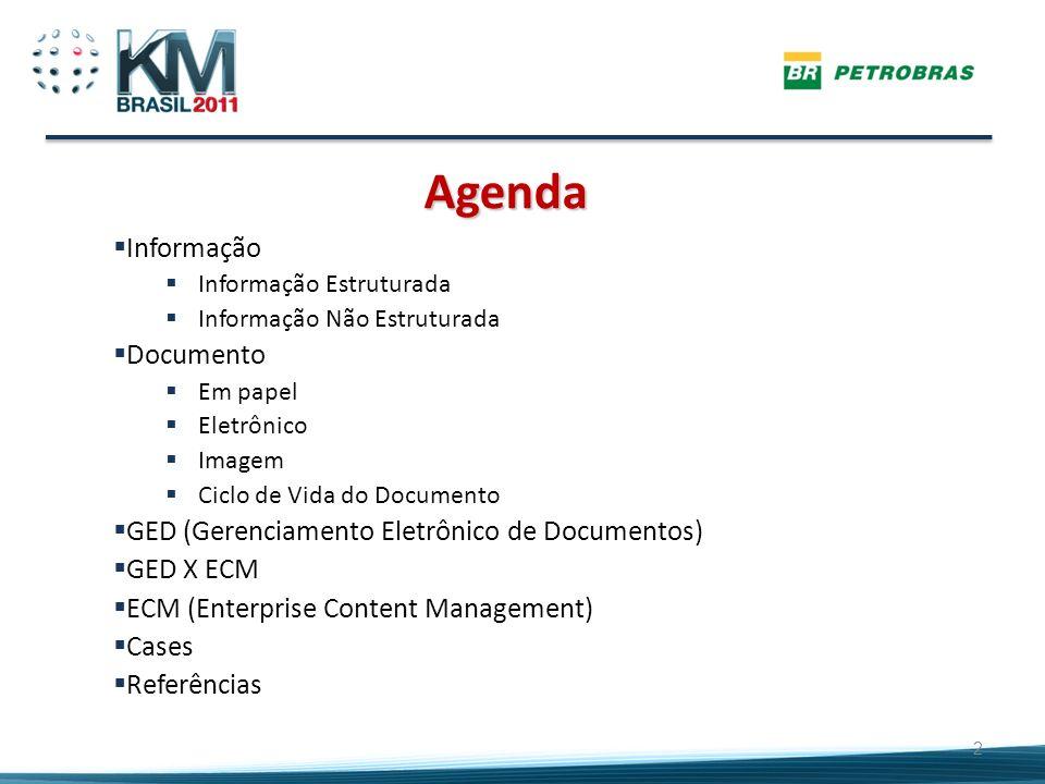 Agenda Informação Documento