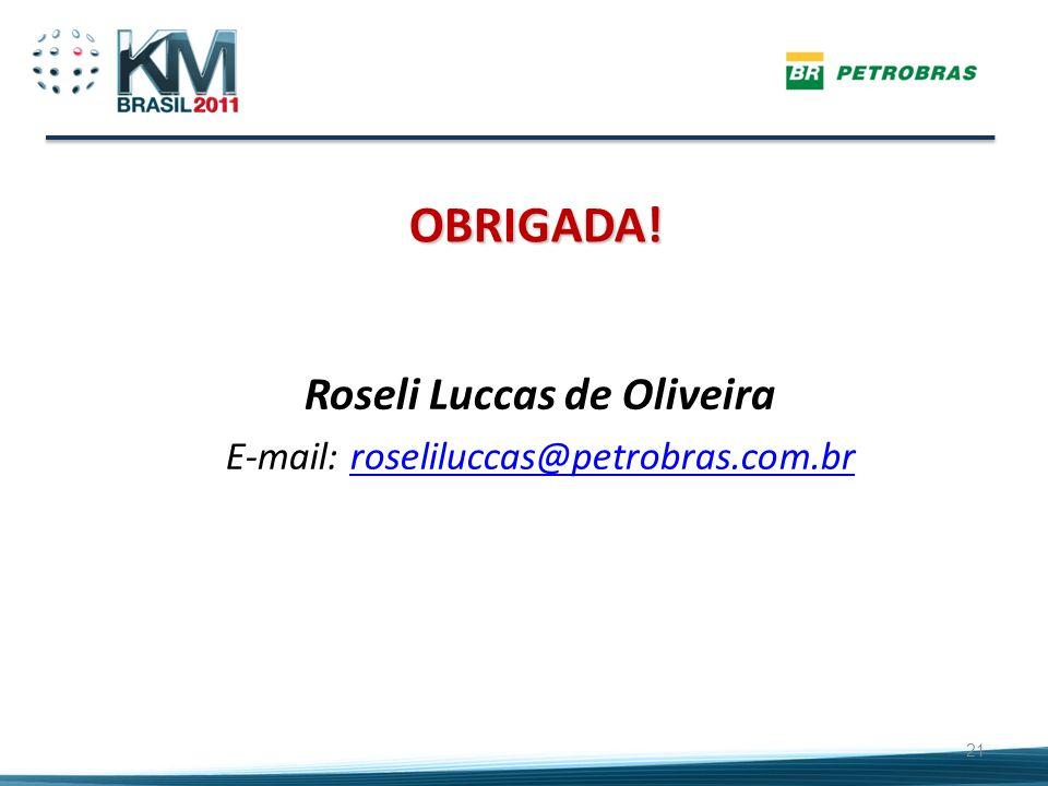 Roseli Luccas de Oliveira