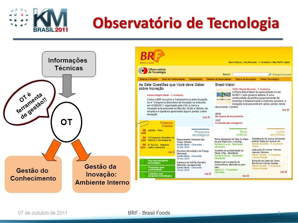 Observatório de Tecnologia