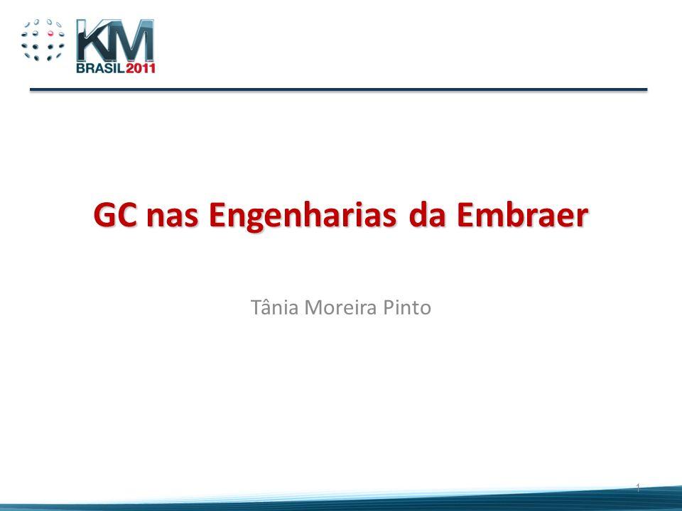 GC nas Engenharias da Embraer