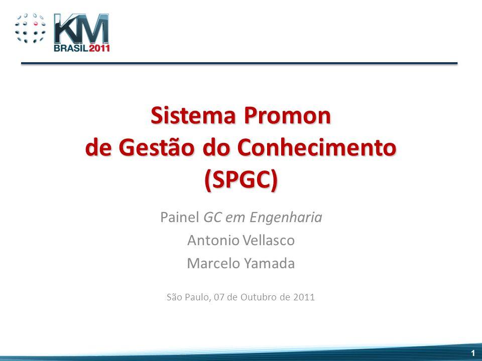 Sistema Promon de Gestão do Conhecimento (SPGC)