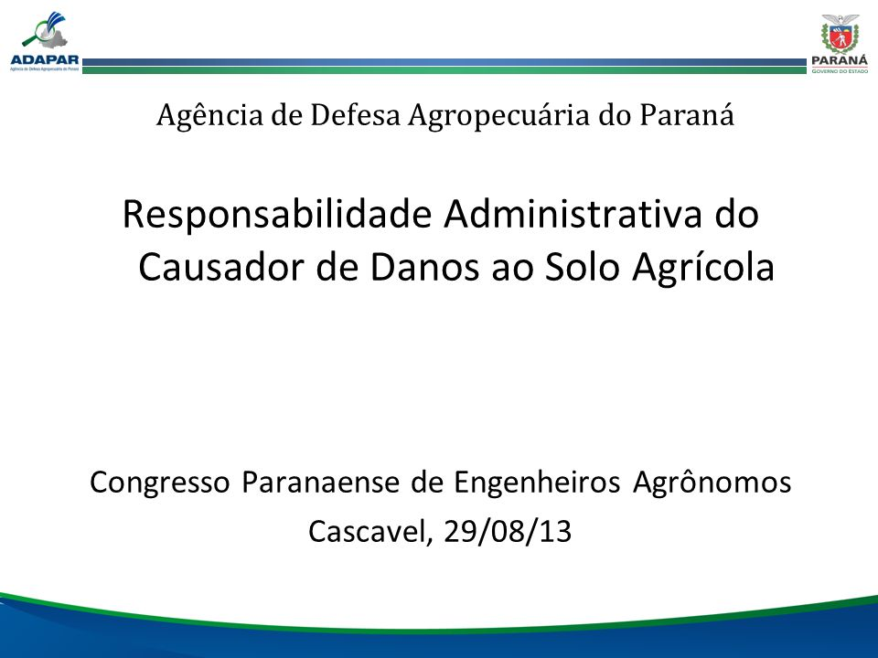 Agência de Defesa Agropecuária do Paraná