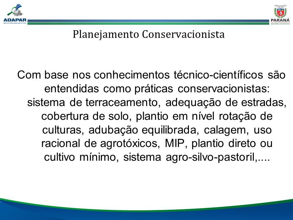 Planejamento Conservacionista
