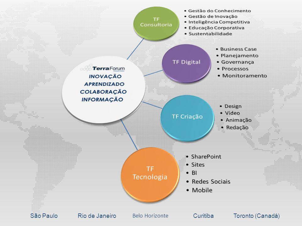 TF Consultoria TF Digital Gestão do Conhecimento Gestão de Inovação