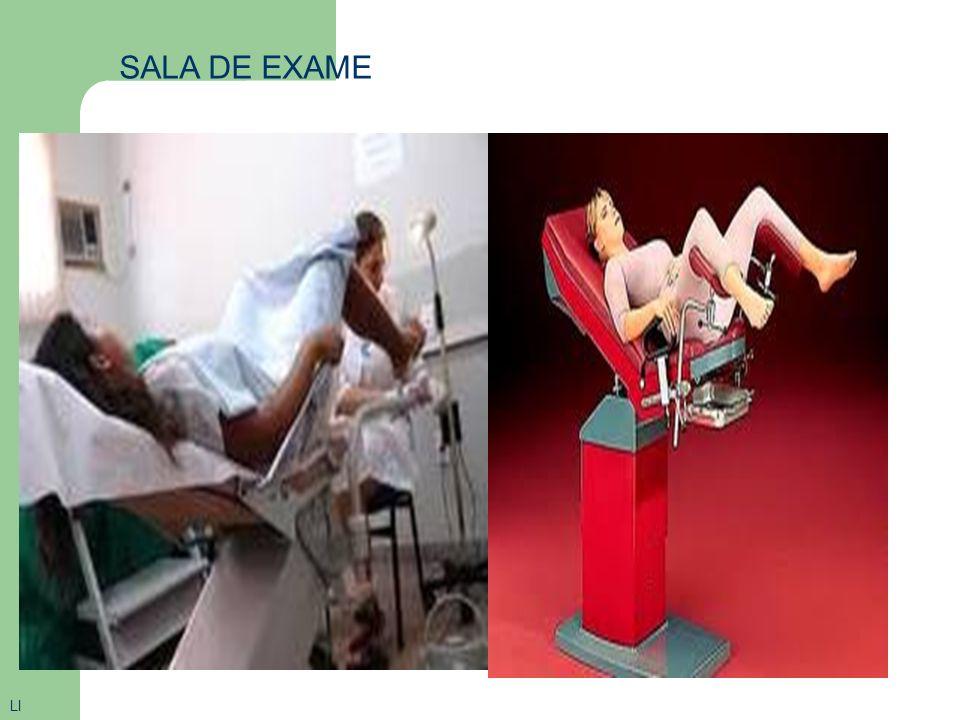 SALA DE EXAME LI