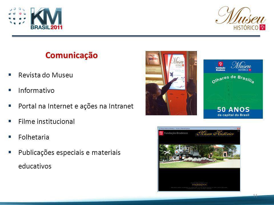 Comunicação Revista do Museu Informativo