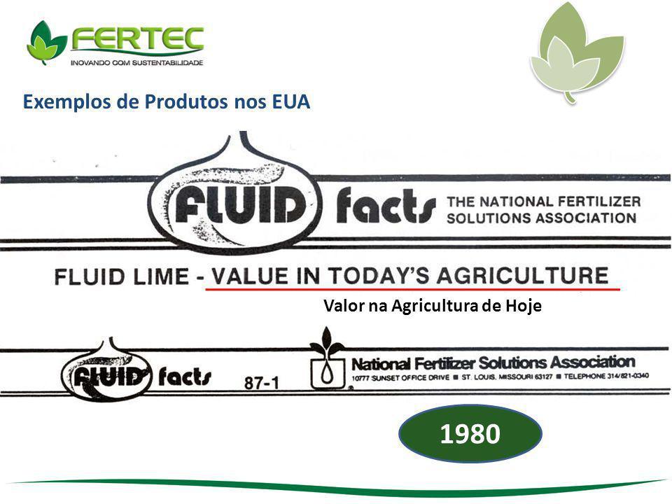 Valor na Agricultura de Hoje