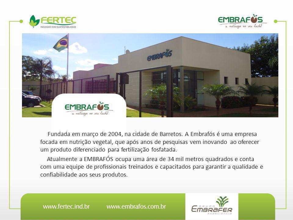 Fundada em março de 2004, na cidade de Barretos