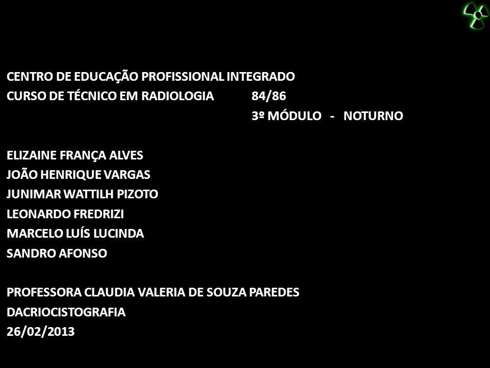 CENTRO DE EDUCAÇÃO PROFISSIONAL INTEGRADO